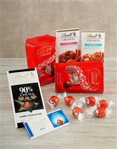 Picture of The Lindt Chocolate Lovers Dream!