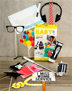 Gifts and Hampers - All Gifts: Baby Selfie Goodie Bag!