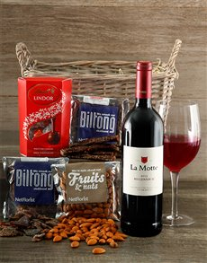 gifts: Wine and Dine Basket!