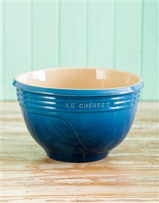 gifts: Le Creuset 1.9L Mixing Bowl!