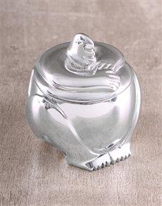 gifts: Carrol Boyes Sugar Bowl   Sugar Dumpling!