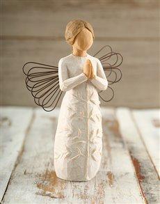 gifts: Willow Tree Angel's Prayer!