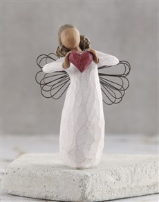 gifts: Willow Tree Angel of Love !