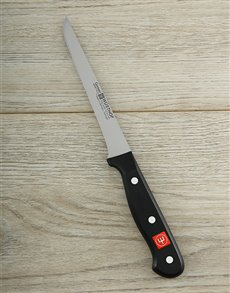 gifts: Gourmet Boning Knife Single!