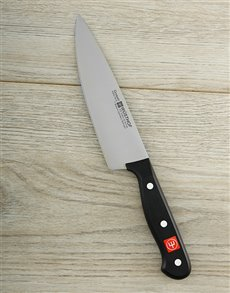 gifts: Wusthof 16cm Gourmet Cooks Knife!