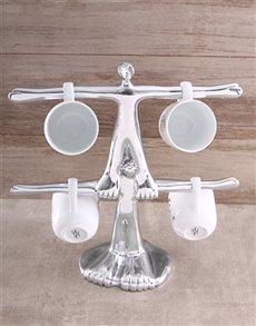 gifts: Carrol Boyes Mug Stand!