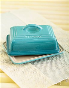 gifts: Le Creuset Butter Dish!