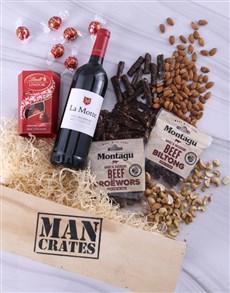 gifts: La Motte Man Crate!