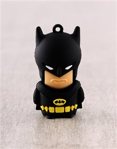 Gifts and Hampers - All Gifts: Batman USB Flashdrive!