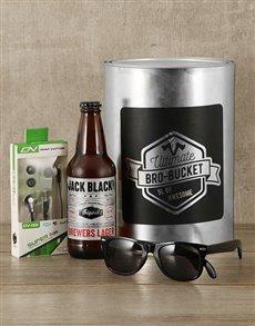 gifts: Summertime Bro Bucket!