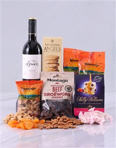 gifts: Salty and Sweet Hamper!