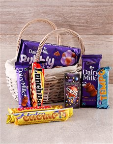 gifts: Cadbury Chocoholic Dream Hamper!
