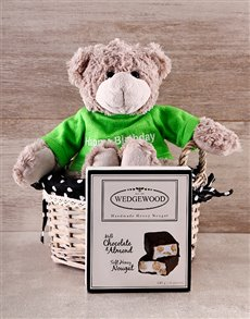 gifts: Share Pack Birthday Teddy Combo!