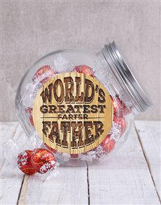 Farting Fathers Candy Jar