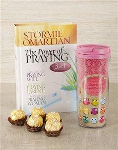 gifts: Power Of Prayer Hamper!