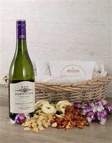 gifts: Wine & Dine Snack Hamper!