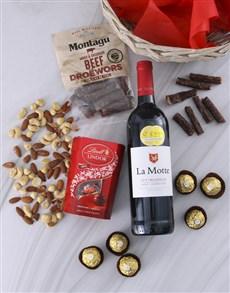 gifts: La Motte Snack Basket!