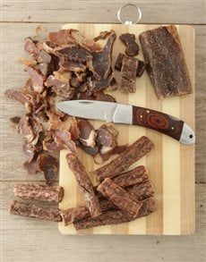 gifts: Basic Biltong Gift Hamper!