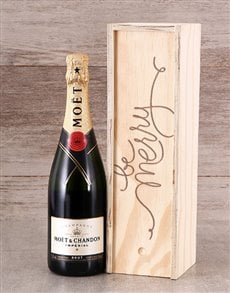 gifts: Be Merry Bubbly Crate!