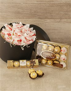gifts: Ferrero Heaven Box !