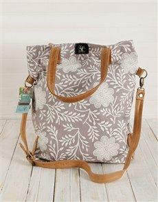 gifts: Peppertree Khanga Flower Sling Bag!
