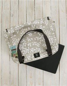 gifts: Peppertree Leaflet Latte Business Bag!