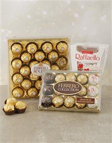 gifts: Ferrero Deluxe Hamper!