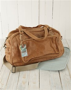 gifts: Peppertree Leather Baby Travel Bag !