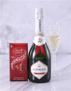 gifts: Red and White JC Le Roux Lindt Gift!