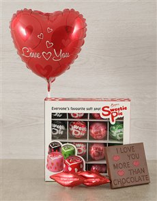 gifts: Sweetie Pie Love Hamper!