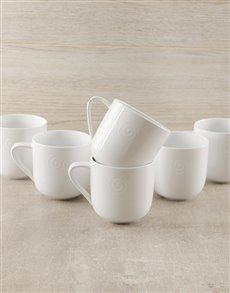 gifts: Carrol Boyes Swirl Mugs!