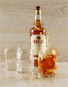gifts: Carrol Boyes Whisky Glass Set!