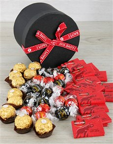 gifts: Red Alert Chocolate Emergency Gift Box!