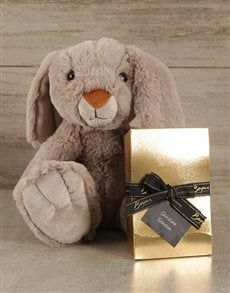 gifts: Bunny and Ballotine Gift!