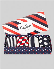 gifts: Happy Socks Big Dot Gift Set!