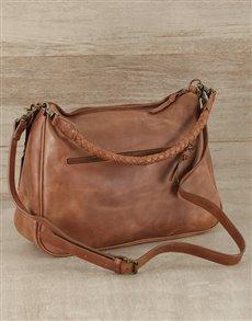 gifts: Jinger Jack Leather Piccadilly Handbag!