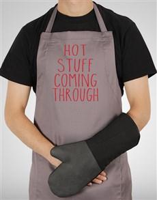 gifts: Hot Stuff Apron!