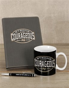 gifts: Courageous Hamper!