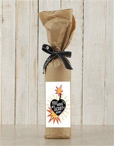 gifts: Heart Boom Backsberg Red!