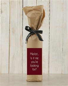 gifts: Looking for Merlot Backsberg Red!