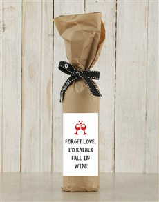 gifts: Forget Love Backsberg Red!