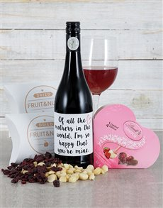 gifts: Mothers Day Youre Mine Hamper!