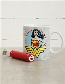 gifts: Wonder Woman Power Pack!