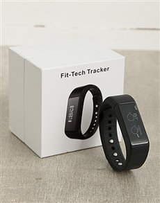 gifts: Fit Tech Fitness Tracker!