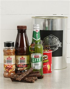 gifts: Castle Braai Bro Bucket!