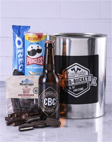 gifts: CBC Craft Beer Bro Bucket!