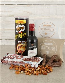 gifts: Nederburg and Nibbles Hamper!