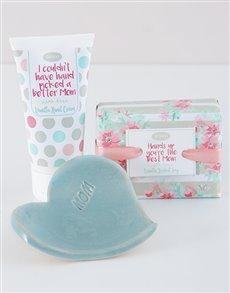 gifts: Mom Trinket Tray Gift Set!