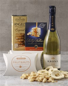 gifts: Krone Cookies and Nougat Hamper!