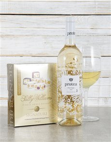 gifts: Protea Pinot Grigio and Nougat Duo!